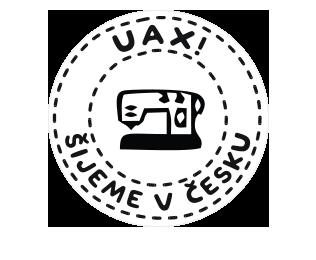 Už od roku 1996 šijeme v naší manufaktůře v srdci Moravy ikonické tričká UAX!