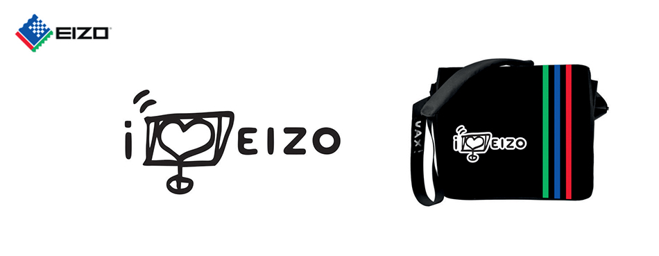 Graphic design companies EIZO