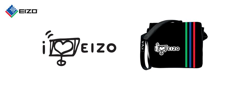 Grafické návrhy firmy EIZO