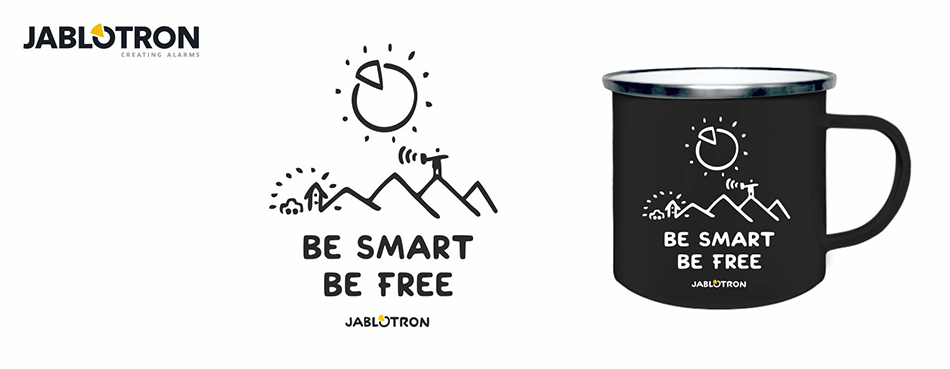 Graphic design companies JABLOTRON