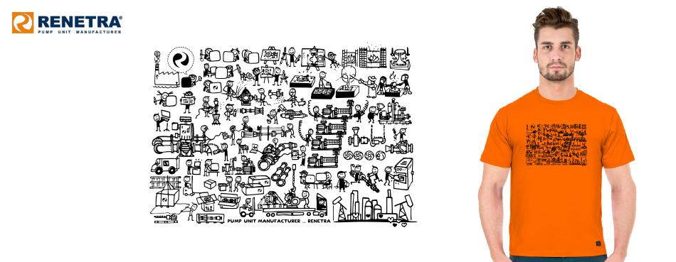 Grafické návrhy firmy RENETRA