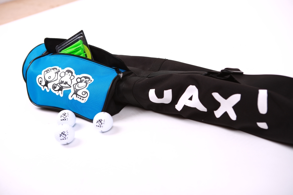 GOLF CARRY BAG - Hi there! UAX is one team now and you are part of it! Share and use hashtag #uaxdesign