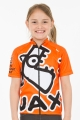 CYCLING JERSEY UAX FISH KIDS - Hi there! UAX is one team now and you are part of it! Share and use hashtag #uaxdesign