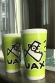 LATTE CUP 0.4L - Hi there! UAX is one team now and you are part of it! Share and use hashtag #uaxdesign