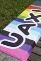 COLORED TOWELS - Hi there! UAX is one team now and you are part of it! Share and use hashtag #uaxdesign
