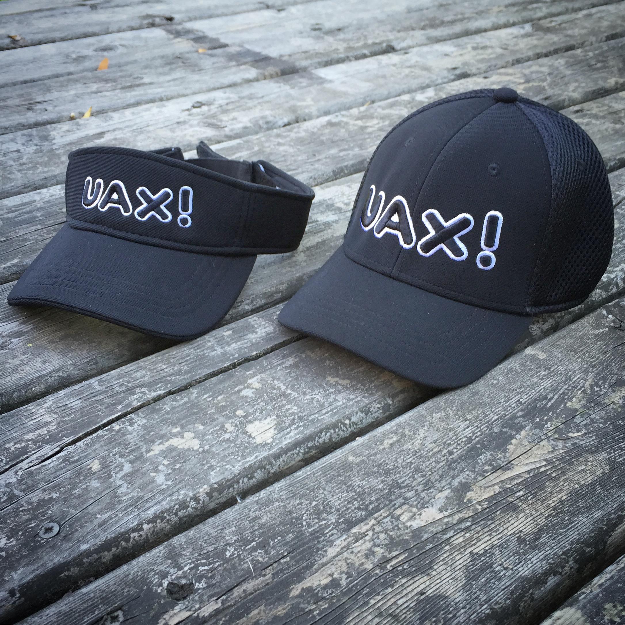 Kvalitní kšilt visor s nášivkou UAX! Golf kolekce pro muže v barvě ... dadcc23b7b