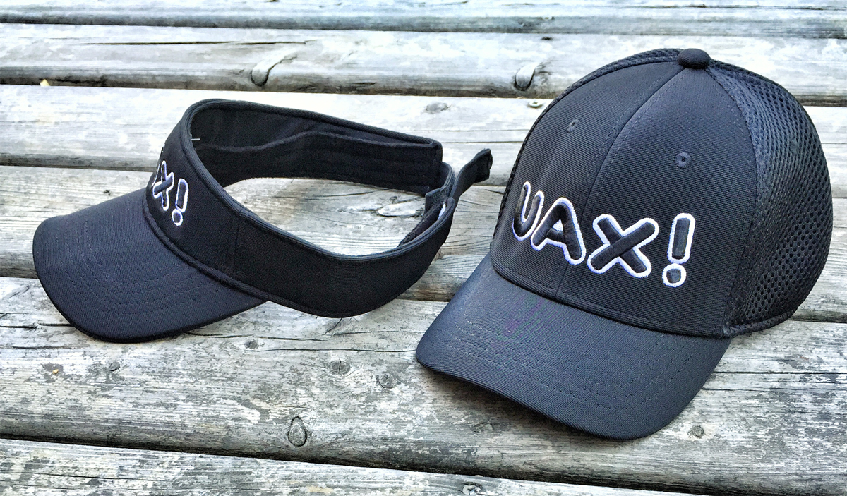 Kvalitní kšiltovka s nášivkou UAX! Golf kolekce pro muže v barvě ... aaa7e15eca