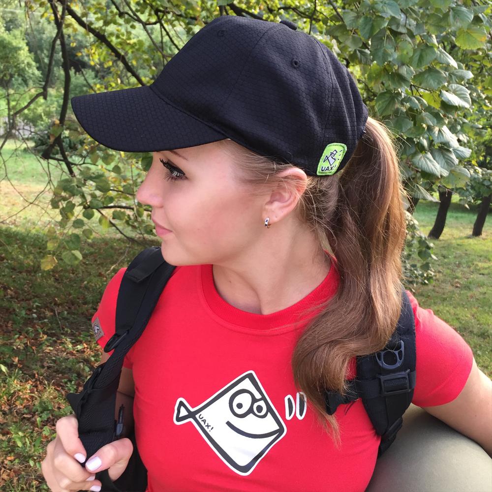 Kvalitní kšiltovka RUN s nášivkou UAX! Golf kolekce pro muže v barvě ... 568bdb5885