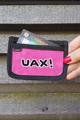 OBAL NA KARTY - Ahoj! Teď jsme jeden team UAX! a ty v tom jedeš s náma!<br>Sdílej a užívej hashtag #uaxdesign