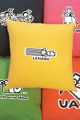 PILLOW COVER 50x50 - Hi there! UAX is one team now and you are part of it! Share and use hashtag #uaxdesign