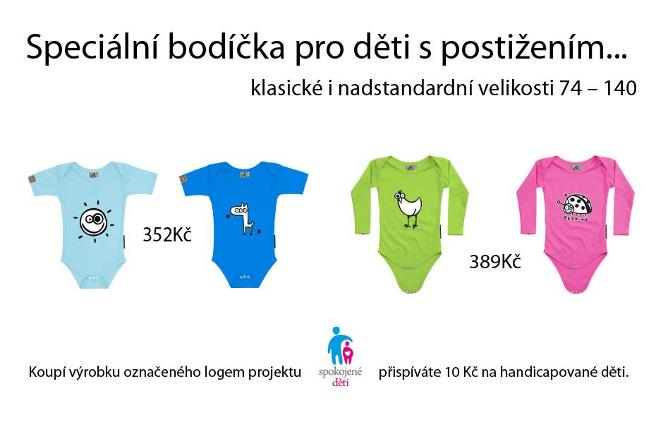 Podporujeme projekt Spokojené děti