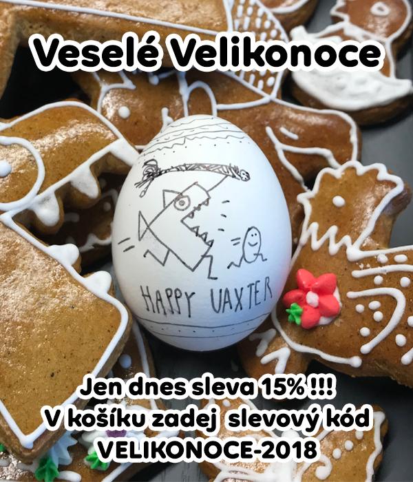 Veselé Velikonoce 2018 sleva 15%