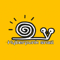 Potisk 27 - HYPERPUNK SNAIL
