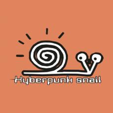 Design 27 - HYPERPUNK SNAIL