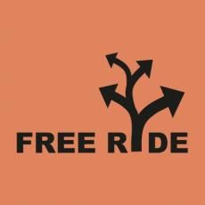 Potisk 344 - FREE RIDE