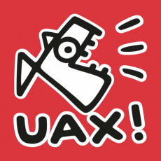 Design 412 - LOGO UAX! SMALL