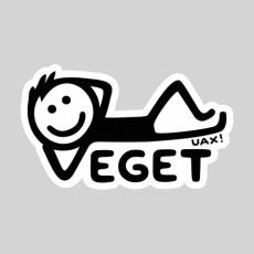 Potisk 468 - VEGET