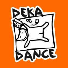 Potisk 471 - DEKA DANCE