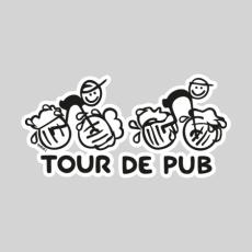 Potisk 513 - TOUR DE PUB