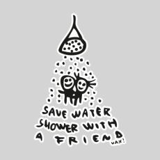 Design 519 - SAVE WATER