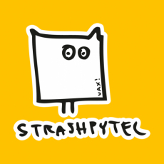 Potisk 535 - STRASHPYTEL