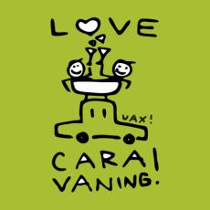 Potisk 1026 - LOVE CARA VANING