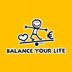 Design 1039 - BALANCE YOUR LIFE