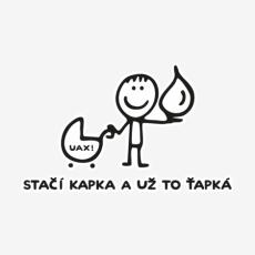 Design 1081 - STAČÍ KAPKA A UŽ TO ŤAPKÁ