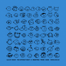 Design 1085 - FISH WITHOUT MEAT 2