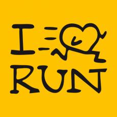 Design 1088 - I LOVE RUN