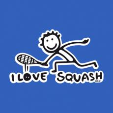 Design 1091 - I LOVE SQUASH