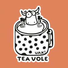 Design 1124 - TEA VOLE