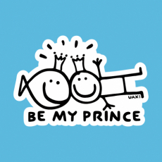 Design 1127 - BE MY PRINCE