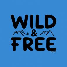 Design 1161 - WILD AND FREE