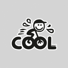 Potisk 1169 - COOL CYCLIST