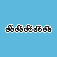 Design 1170 - CYCLISTS