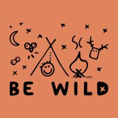 Design 1174 - BE WILD