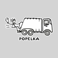 Potisk 1176 - POPELKA