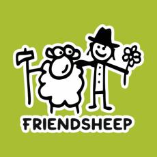 Design 1205 - FRIENDSHEEP