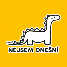 Design 1209 - NEJSEM DNEŠNÍ