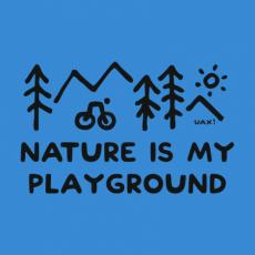 Design 1223 - NATURE IS MY PLAYGROUND