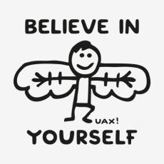 Potisk 1228 - BELIEVE IN YOURSELF