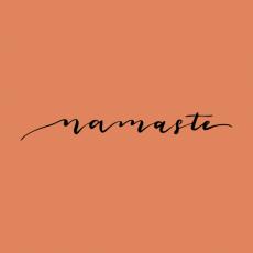 Design 1234 - NAMASTE