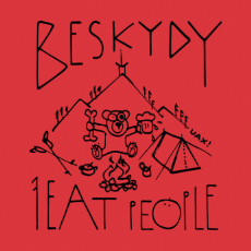 Design 1241 - I EAT PEOPLE BESKYDY