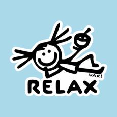 Design 1256 - RELAX GIRL