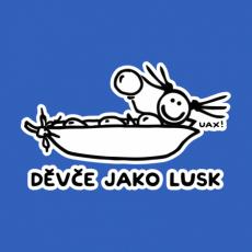 Design 1257 - DĚVČE JAKO LUSK