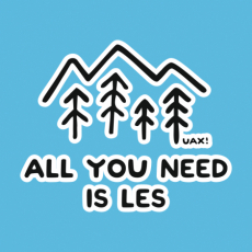 Design 1279 - ALL YOU NEED IS LES
