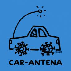 Potisk 1284 - CAR-ANTENA