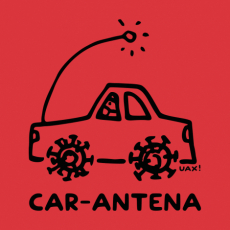 Design 1284 - CAR-ANTENA