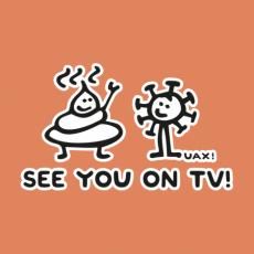 Potisk 1306 - SEE YOU ON TV